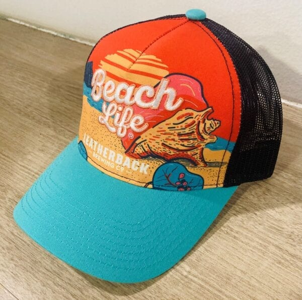 Our beach life hat