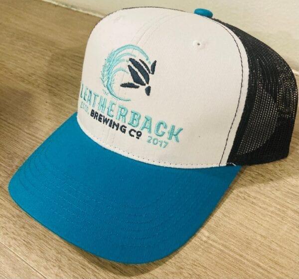 Leatherback hat