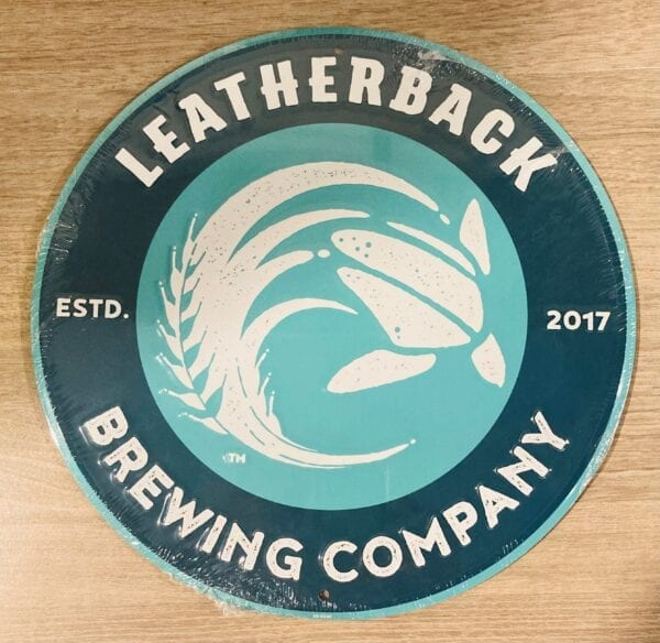 Leatherback tin tacker
